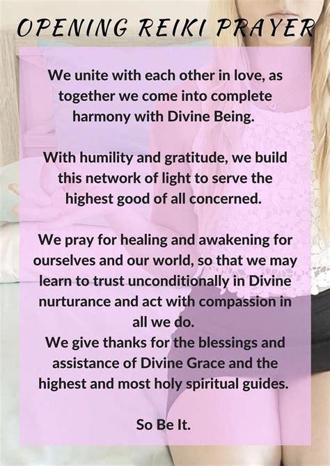 reiki healing    prayer   session