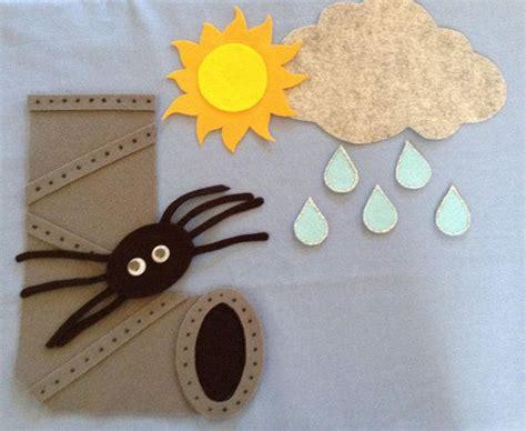 free felt pattern ebook incy wincy spider felt board pattern pdf by feltboardmagic