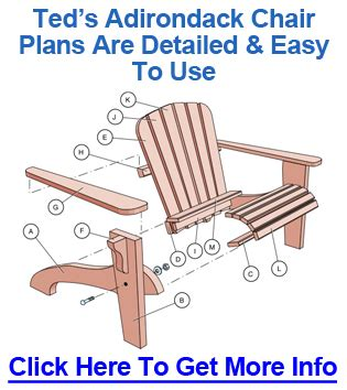 download plans for a adirondack chair plans free