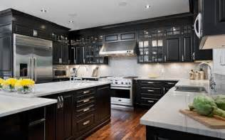 Black Kitchen Cabinets by 15 Awesome Kitchen Remodel Ideas Plus Costs 2017 Updated