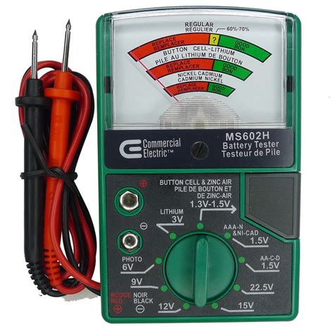 commercial electric battery tester the home depot canada
