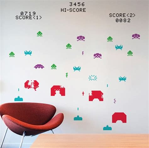 Love Wall Art Stickers cool gadgets for creative offices ii