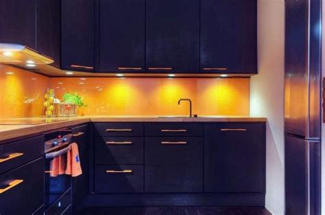 Blue And Yellow Kitchen Ideas by 15 Unique Kitchen Designs With Bold Color Scheme Rilane