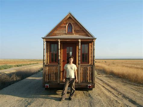 tumbleweed house news flash jay shafer taking his tumbleweed tiny house to occupy wall street nyc