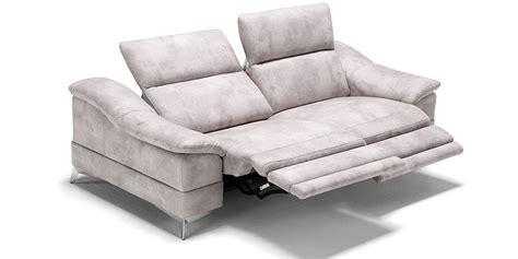 divano relax 3 posti divano in pelle divano in tessuto modello villanova con relax