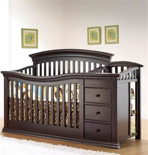 graco convertible crib with changing table graco crib with changing table baby crib changing table