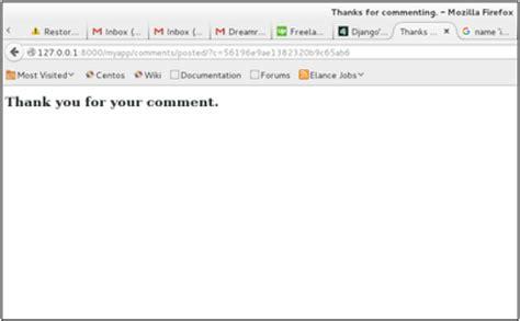 django template comment django comments