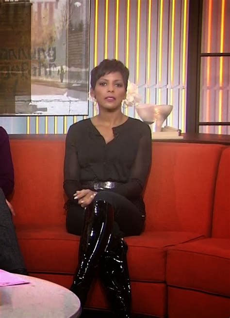 tamron hall leather the appreciation of booted news women blog tamron is