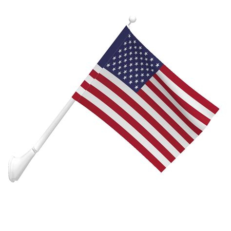 Setelan Usa Flag 1 2 1 2ft x 4ft 1 ply polyester american flag with pole sleeve flags international