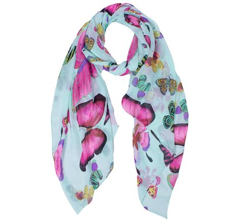 silk butterfly scarves china scarf