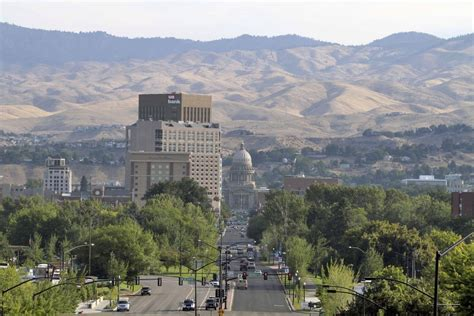 idaho   nations fastest growing state