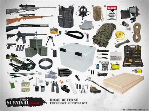 survival gear kits home defense emergency survival kit survival network prepping emergency