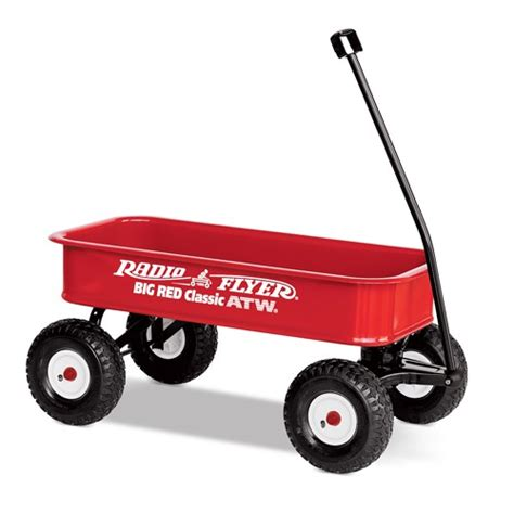 Wheeled Kitchen Islands by Big Red Classic Atw Radio Flyer Wagon