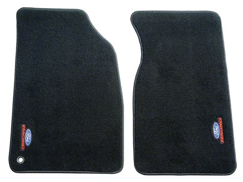 Cing Floor Mat by Ford Performance Mustang Floor Mats M 13086 B 94 04 All Free Shipping
