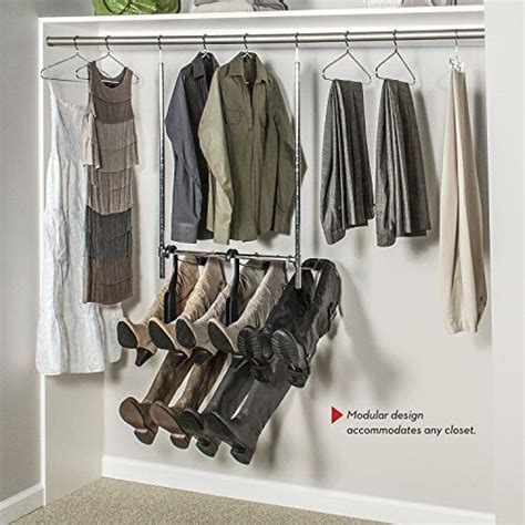 Boot Rack For Closet by 17 Best Ideas About Modern Closet Organizers On