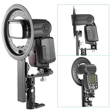 light stand for off camera flash neewer 174 professional protable off camera flash softbox