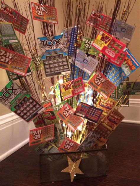 christmas trees decorated with scratch tickets 17 best images about lottery ticket tree on trees memory tree and money trees