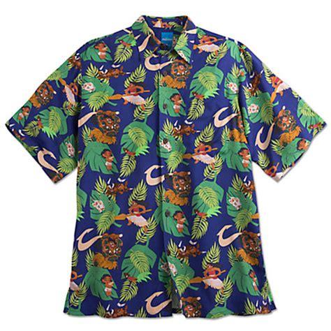 disney moana hawaiian aloha c shirt by reyn spooner