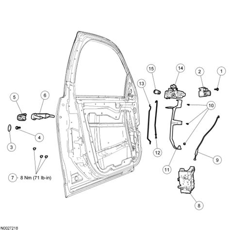 2009 mercury milan interior door handle service manual replace 2009 mercury milan door sliding