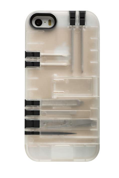 design milk iphone 5 cases in1case multi tool utility case for the iphone 5 5s