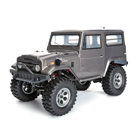jeep rock crawler rc 1 10 scale electric 4wd off road rock crawler rock cruiser