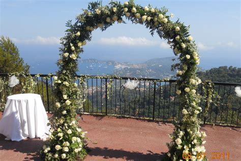 arco di fiori per matrimonio addobbi floreali per matrimonio italia divina wedding