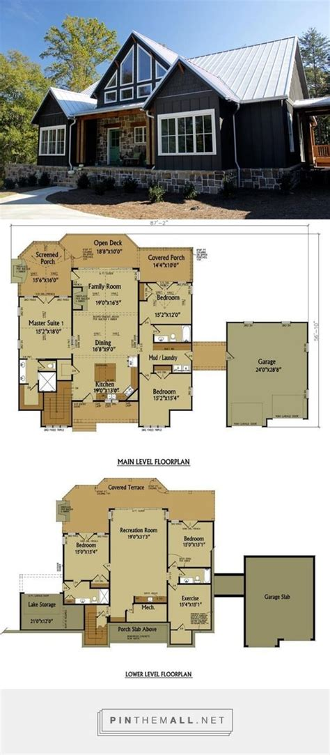 most popular floor plans 15 must see rustic house plans pins house floor plans