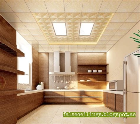 Ceiling Design For Kitchen All About False Ceiling