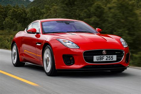 jaguar f type jaguar f type coupe 4 cyl 2017 review auto express
