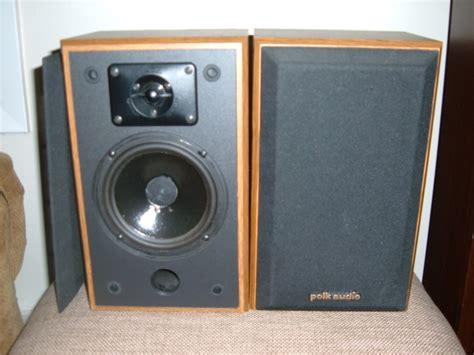 polk audio monitor series 2 2 way bookshelf speakers