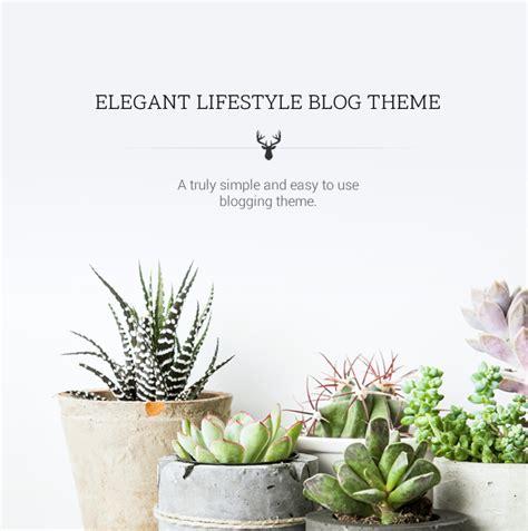 theme blog elegant hello friday elegant lifestyle blog theme by heroplugins
