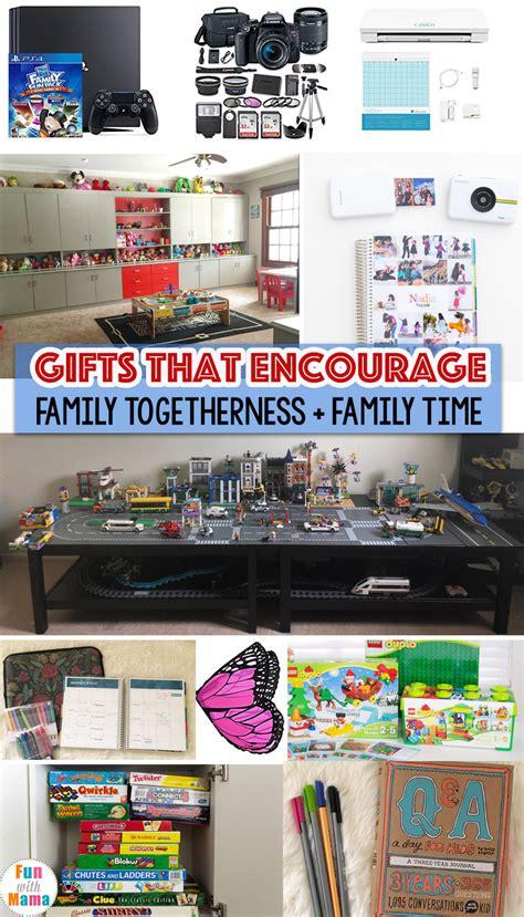 family gift ideas family gift ideas that encourage family time fun with mama