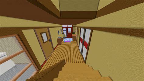 Map Doraemon nobita s house map for minecraft 1 10 2 1 9 4 mc mod net