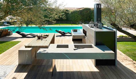 cocina outdoors cucina outdoor elegante praticit 224