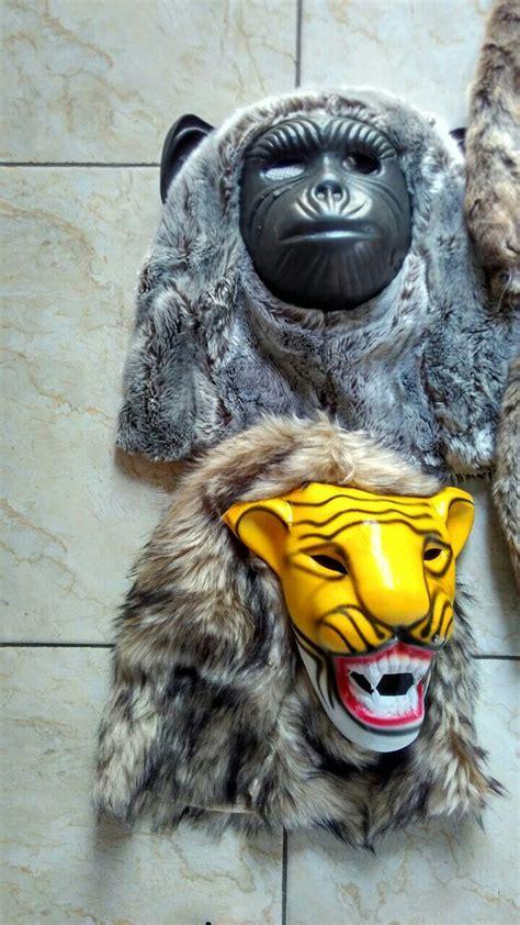 Topeng Macan Harimau By Sido Dadi jual topeng macan harimau sido dadi