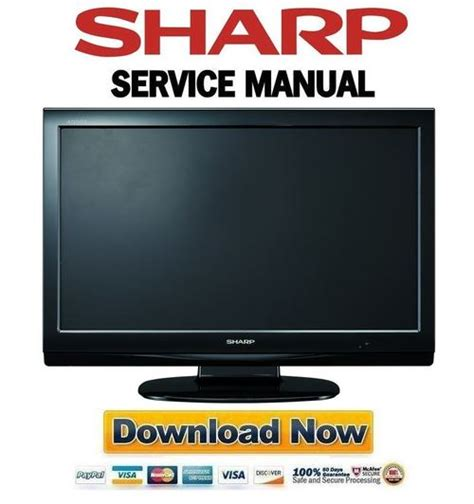 Tv Sharp Pro aquos sharp tv manual