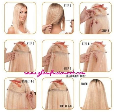 hair extension lesson plan 82 best images about hair blogs on pinterest