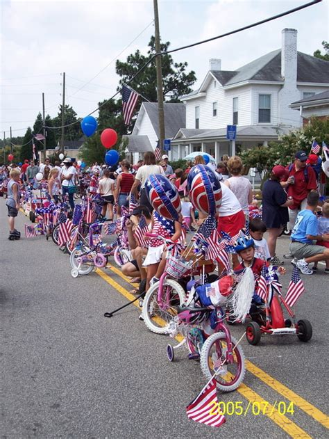 Bike Parade Ideas For The 4th Of July Nobiggie