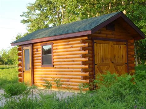 Trophy Amish Cabins Prices by Trophy Amish Cabins Llc Lodge No Porch10 X 16 Lodge
