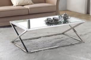 Steel Coffee Table 2 Stainless Coffee Table Interior Craft