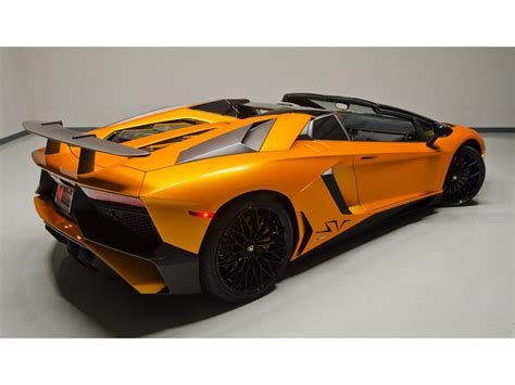 lamborghini aventador sv roadster colours 2016 lamborghini aventador lp 750 4 sv roadster for sale in nashville tn stock la04511p