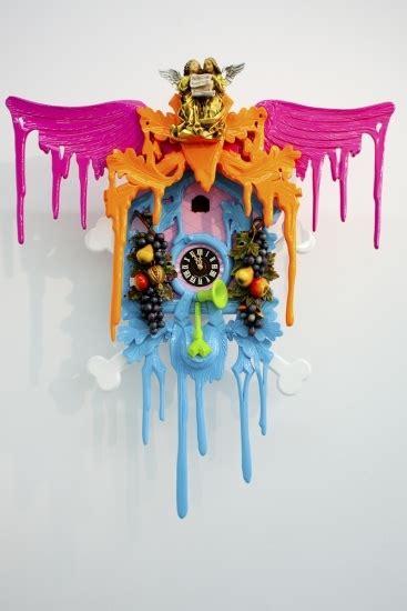 Sprei Cuckoo Clock painted cuckoo clocks cuckoo4design