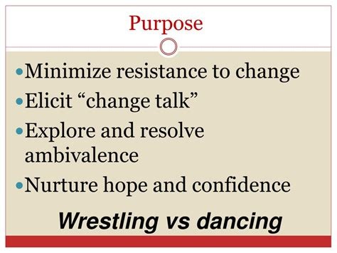 what purpose do resistors serve ppt active listening and motivational interviewing powerpoint presentation id 736622