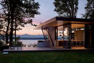 Small Home Architecture Beautiful Small House In Inlet By Mw Works