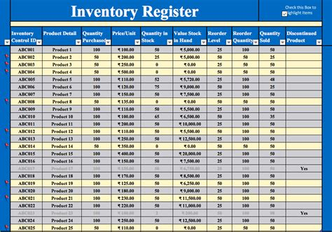 Inventory Management Excel Template Free Download Printable Calendar Templates Free Excel Inventory Template