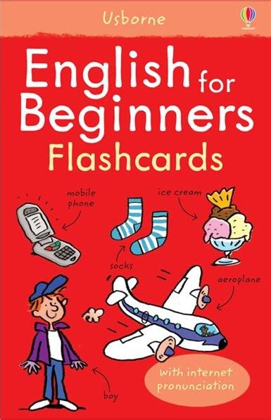word for beginners word essentials volume 1 books for beginners flashcards at usborne children s books