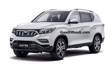 mahindra xuv700 india launch price engine specs