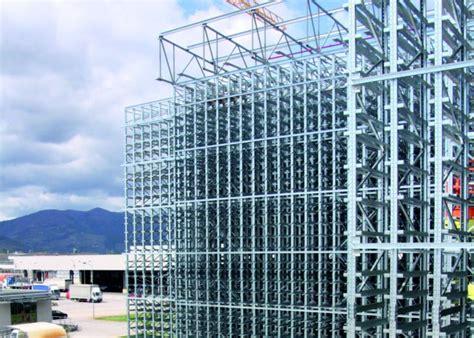 scaffali autoportanti strutture autoportanti dalmine logistic solutions