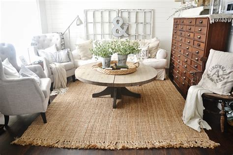 Ikea Cowhide Rug Review - jute rug review an honest review after three years liz