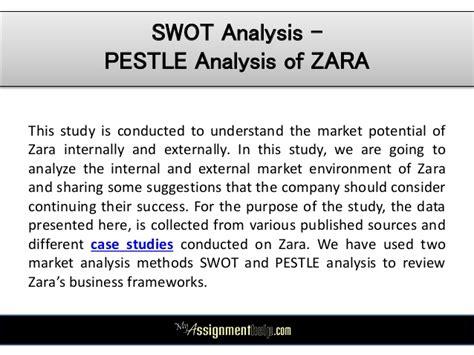 Zara Swot Zara Swot Analysis - swot analysis zara swot s portfolio st peters